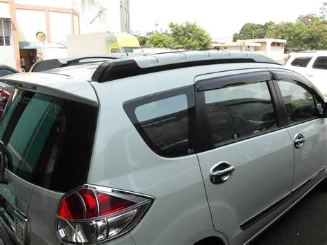 Cross Bar Model Jepit Mobil Nissan X Trail 2019 jual roof rail kombinasi warna ertiga model xtrail roof