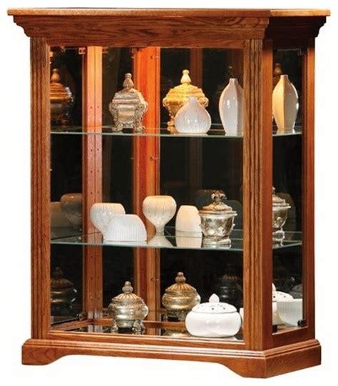 kitchen curio cabinet oak ridge console curio cabinet modern kitchen cabinetry by wayfair