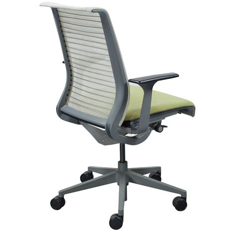 Think Chair Steelcase by Steelcase Think Used Task Chair Pistachio National Office Interiors And Liquidators