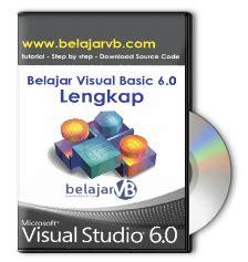 tutorial visual basic 6 0 lengkap pdf kumpulan tutorial visual basic 6 0 pintar vb tutorial