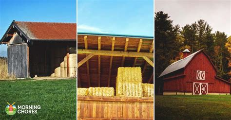 build  sturdy functional pole barn fast