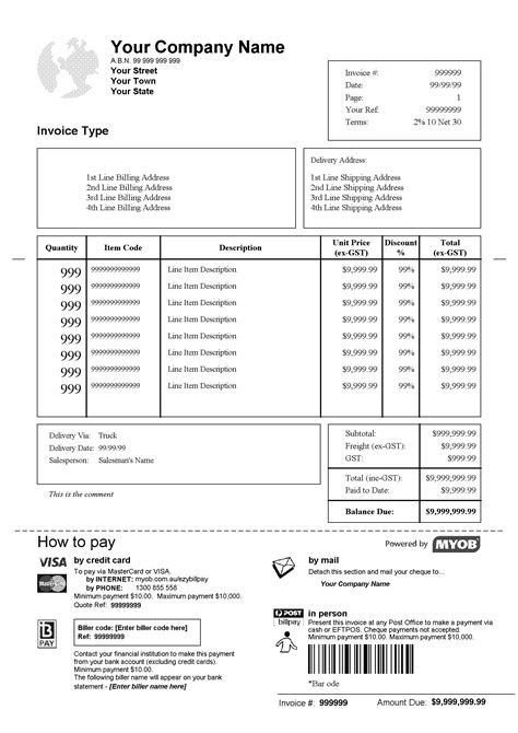 html format for new line retail invoice template invoice sle template