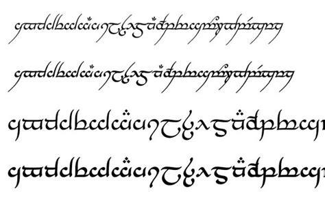 tattoo fonts elvish 35 best free fonts 2019