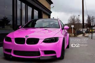 bmw e92 m3 pink cleantuning cleantuning