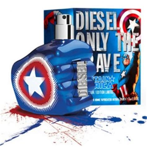 Parfum Diesel Captain America For Original Reject beautysouthafrica fragrance diesel only the brave