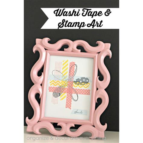 washi home decor washi home decor diy projects the cottage market