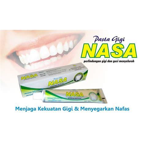 Odol Nasa Untuk Sakit Gigi pasta gigi nasa odol nasa shopee indonesia