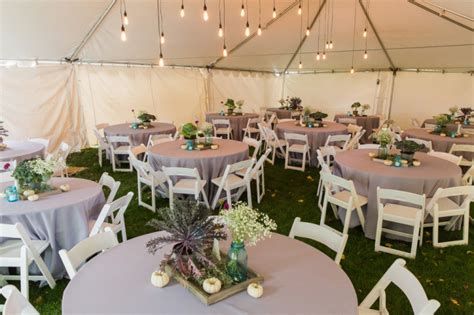 backyard tent wedding reception boho inspired backyard wedding in fall