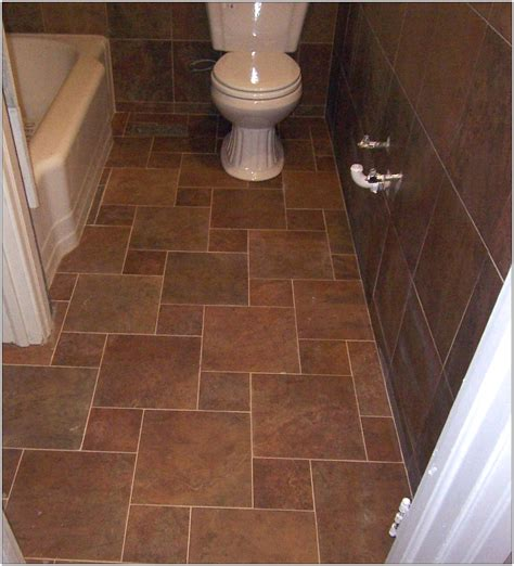 Tile Bathroom Floor by 25 Wonderful Ideas And Pictures Of Decorative Bathroom