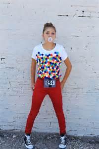 bubblegum machine costume 10 diy food costumes kamri noel