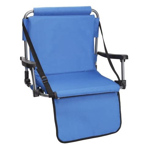 Stadium Chairs With Backs by 17 Best Ideas About Bleacher Chairs On Stadium