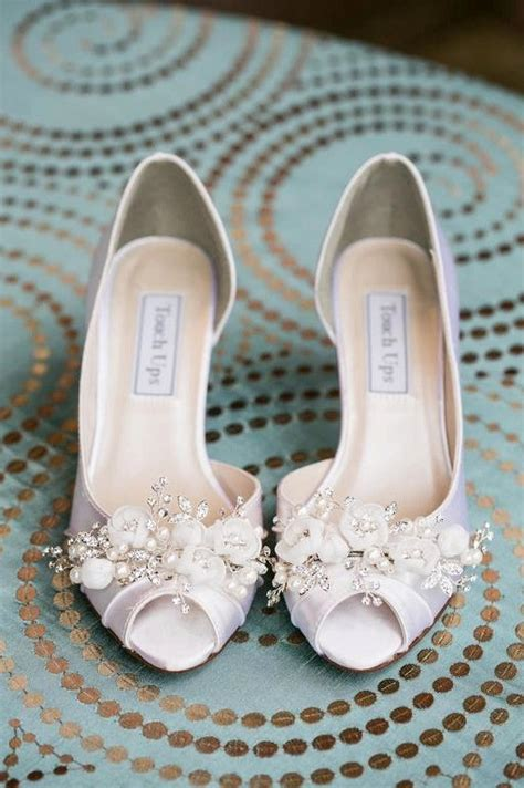 Wedding Shoes With Pearls And Crystals by Wedding Shoes Swarovski Crystals Pearls Bridal Shoe