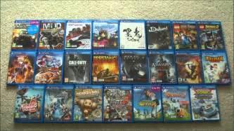 Best Ps1 Games On Vita My Current 30 Playstation Vita Games Collection Youtube