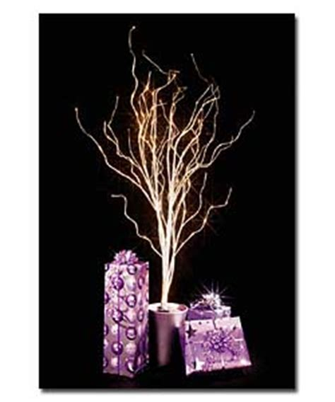 colour changing fibre optic twig tree silver fibre optic twig tree in pot tree review compare prices buy