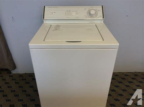 used washing machine whirlpool clean touch washer washing machine used for sale in tacoma washington classified