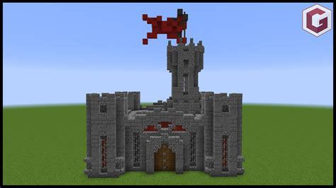 mini schloss small minecraft castle www imgkid the image kid