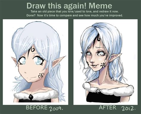 Draw This Again Meme Template - draw this again meme 4 by cayys on deviantart