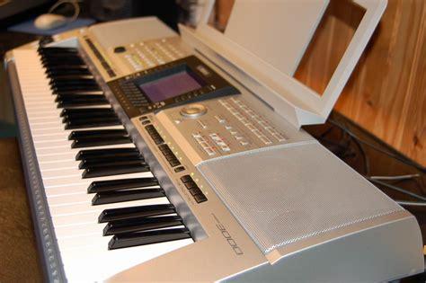 Keyboard Yamaha Psr 3000 yamaha psr 3000 image 252110 audiofanzine