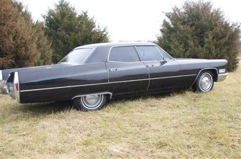 Cadillac 4 Door by 1968 Cadillac 4 Door For Sale In Mount Vernon Missouri