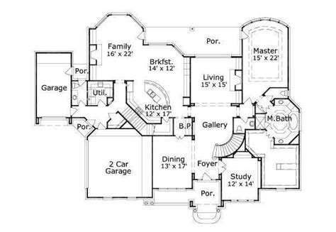 5000 Sq Ft House Plans by 5000 Square Foot House Plans 5000 Square 4 Bedrooms