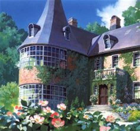 anime scenery on studio ghibli scenery and