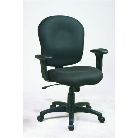 Task Chair With Arms by Sculptured Task Chair With Adjustable Arms