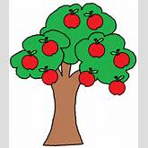Green Apple Tree Clipart | Clipart Panda - Free Clipart Images ...