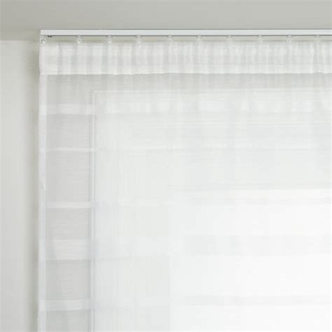 slimline curtain track buy john lewis aluminium slim tracks top fixing l250cm