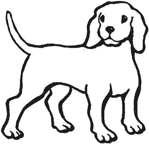 imagenes para colorear un perro dibujos de perros para imprimir colorear y pintar