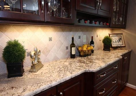 ceramic tile backsplash modern kitchen backsplashes 15