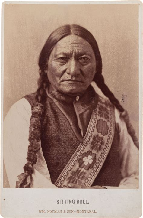 sitting bull important photography collections highlight heritage s