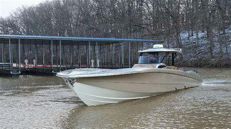 mti boats youtube mti s pre production mti v 57 center console debuts at