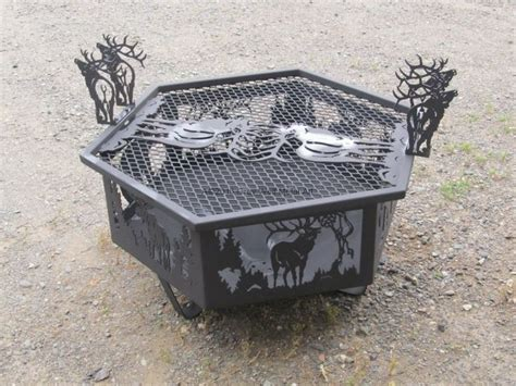 Metal Firepit Best 25 Metal Pit Ideas On Pit Log Holder Focal Point Fires And Steel