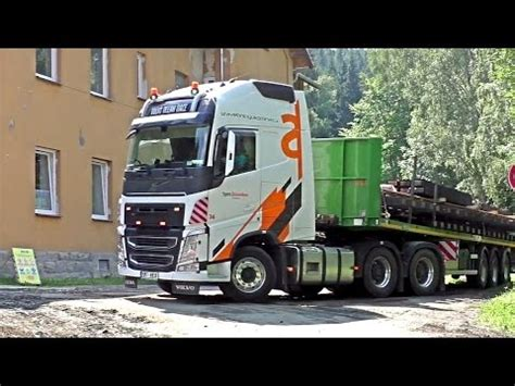 volvo fh 540 6x4 t volvo fh 540 6x4 race on construction site