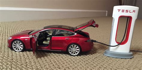 tesla model s supercharger build your own 3d printed tesla supercharger