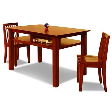 espresso childrens table and chairs espresso newton toddler table and chair set by afg j88 by