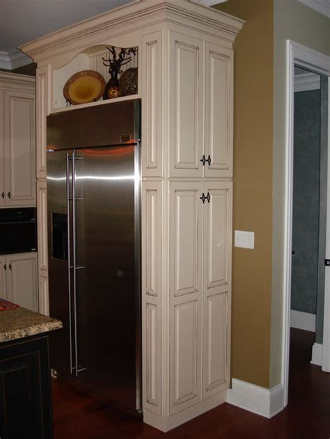 pantry  refrigerator ideas pictures remodel  decor