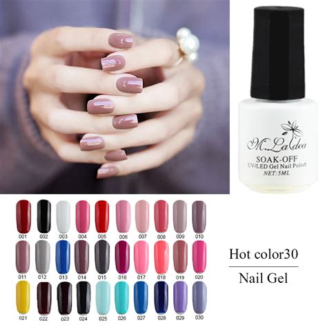 best nail color for over 60 1 pieces 60 colors 5ml gel nail polish gorgeous color nail