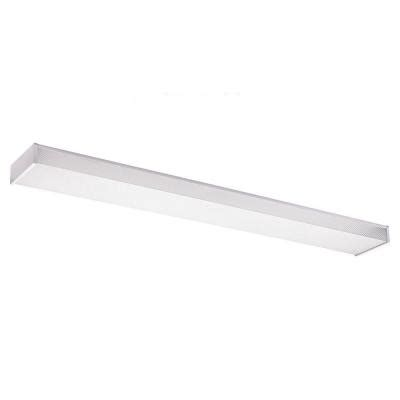 Drop Ceiling Fluorescent Light Fixtures Sea Gull Lighting Drop Lens 2 Light White Fluorescent