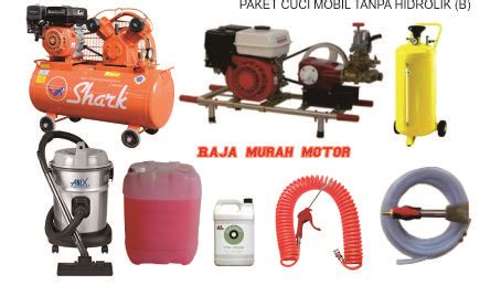 Mesin Cuci Motor Merk Multipro usaha cuci mobil raja murah motor