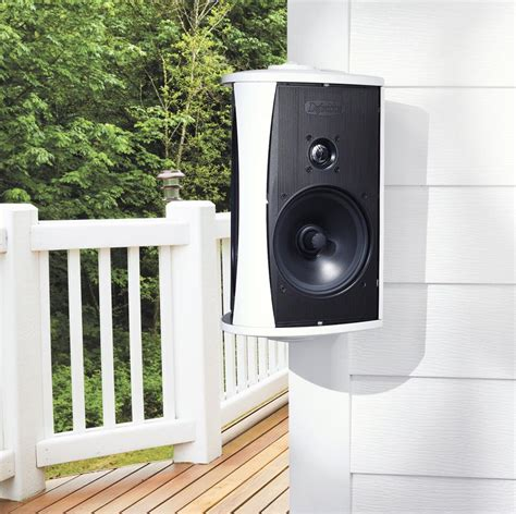 Outdoor Patio Speaker System outdoor speakers system planning guide