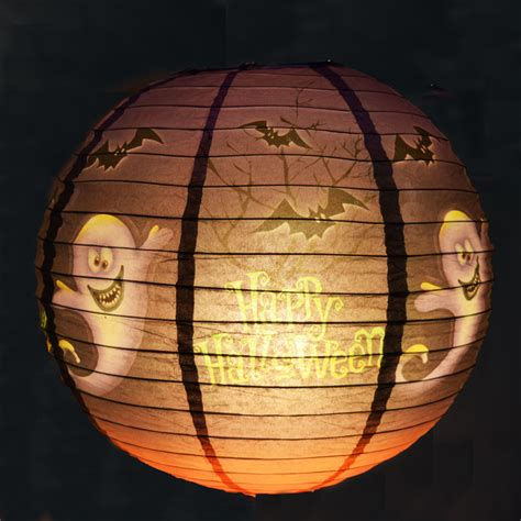 Paper Lanterns For - 12 quot ghost paper lantern on sale now at best