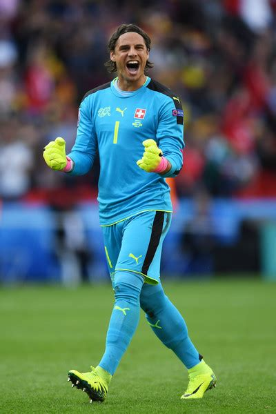 yann sommer photos photos romania v switzerland