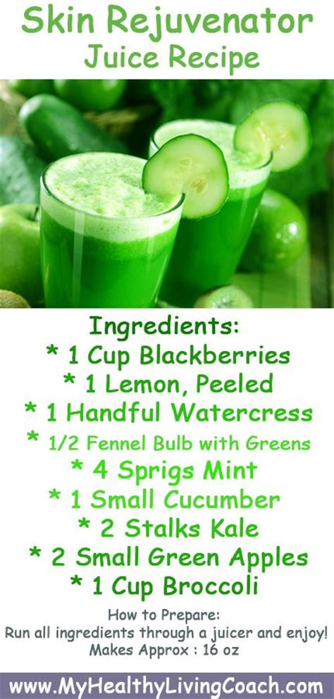 Detox Juice Recipe For Skin by 17 Best Images About Juicing Detox Recipes On