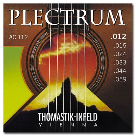 Plectrum Ac112 Bronze Acoustic Guitar Strings Medium Light Guitar Strings Vs Medium