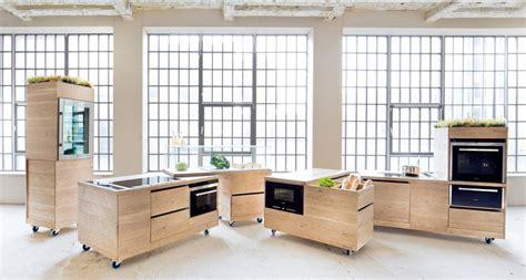 meuble cuisine modulable great meuble cuisine modulable cuisine modulable avec roulettes with meuble sur cuisine
