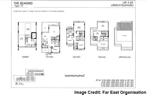 The Seawind Floor Plan | the seawind telok kurau condo micah lim 林益才 singapore