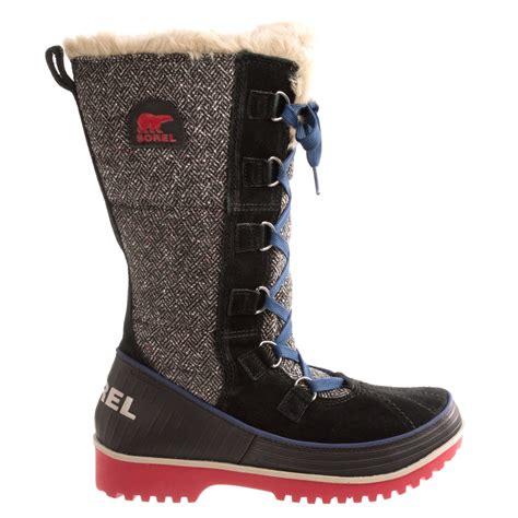 sorel tivoli ii high herringbone boots for 8547n