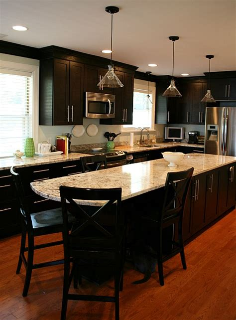black cabinet kitchens pictures share