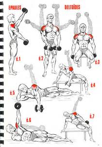 musculation exercice muscu